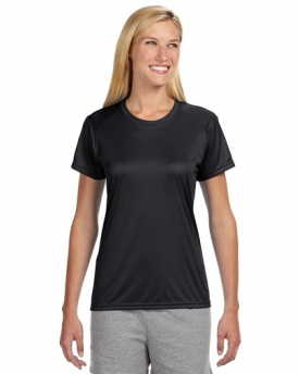 A4 Ladies' NW3201 Short-Sleeve Cooling Performance Crew Shirt