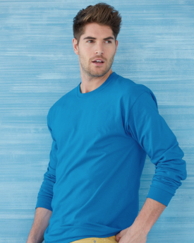 Gildan G240 Ultra Cotton® 6 oz. Long-Sleeve T-Shirt
