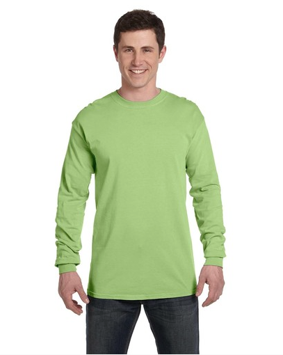 Comfort Colors C6014 Long Sleeve T-Shirts