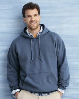 Gildan G925 Premium Cotton™ 9 oz. Ringspun Hooded Sweatshirt