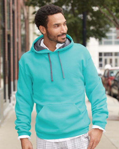 Fruit of the Loom F6130R 6.3 oz. Generation 6™ 50/50 Pullover Hoodie