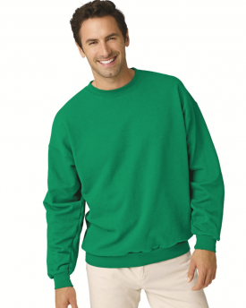 Hanes F260 9.7 oz. Ultimate Cotton® 90/10 Fleece Crew